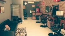 ambiente Cadeira de Barbeiro barbearia